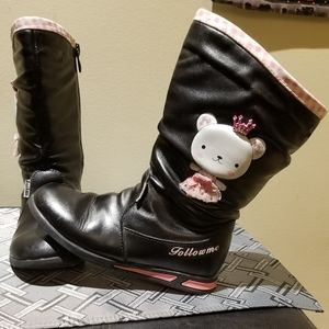 FollowMe Youths Winter boots (Size 30 =20cm)